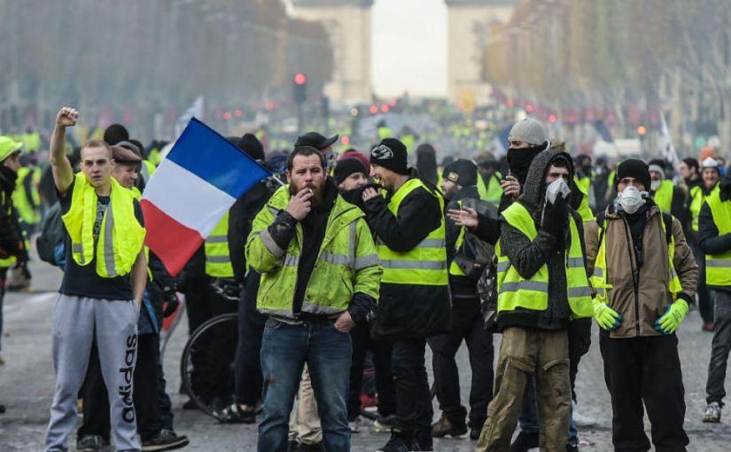 « La colère ne faiblit pas »: les renseignements redoutent un mouvement social d'ampleur après leconfinement