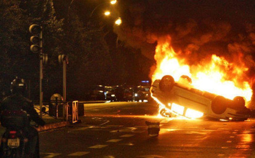 Émeutes en banlieue : vers l'embrasement général et la pénurie alimentaire!
