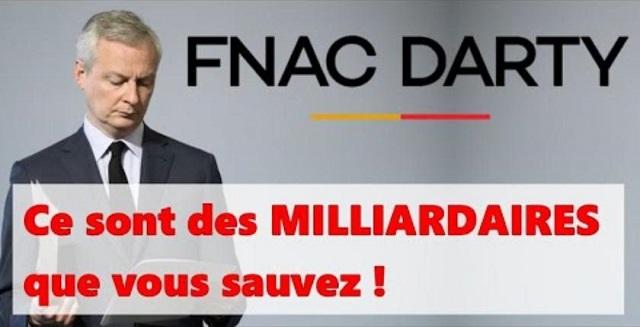 STOP MACRONIE: Bruno Le Maire est en train de sauver les MILLIARDAIRES avec VOTRE argent!