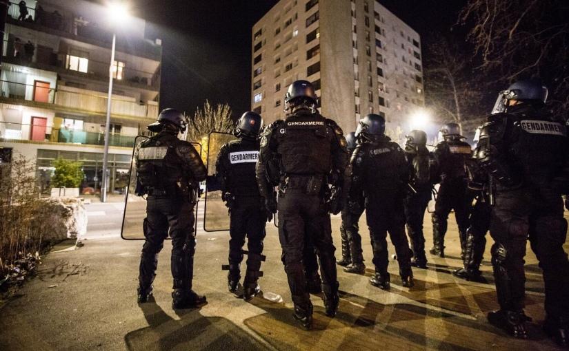 Les émeutes et violences urbaines ville par ville durant la nuit du 21avril
