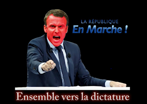 Pas d'Union sacrée ! Macron mérite d'être destitué, jugé et exécuté!