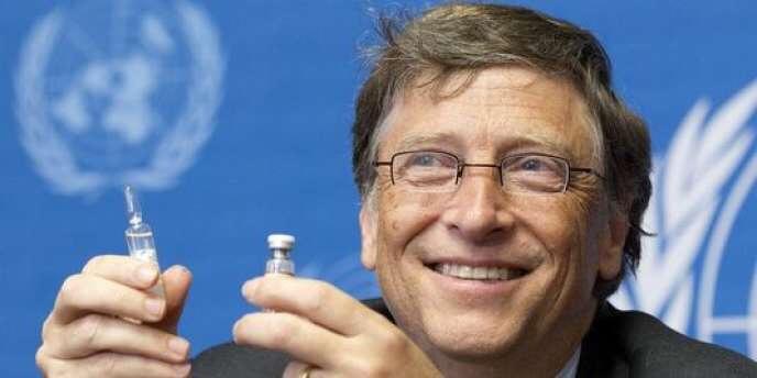 Bill Gates révèle ses désirs dedépopulation