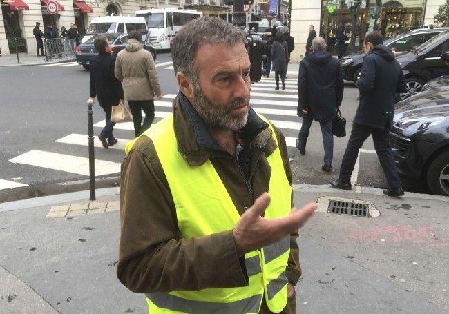 Le Gilet jaune Christophe Chalençon appelle à «tuer» le gouvernement lundi 11mai