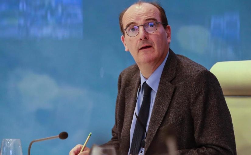 France : «un reconfinement en urgence doit être anticipé», prévient JeanCastex