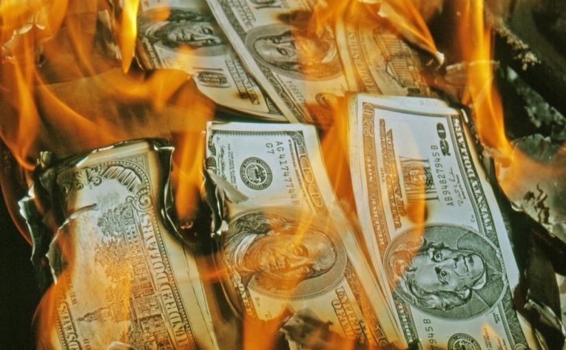 L'argent liquide ira à l'égout dans le monde postCovid-19