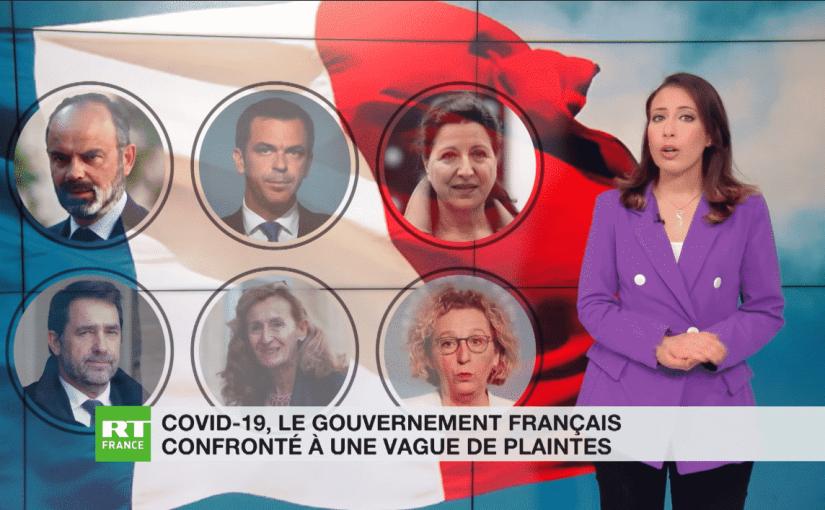 Coronavirus : Les plaintes contre le gouvernement françaiss'accumulent