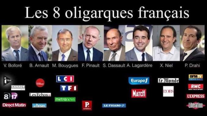 Les milliardaires qui possèdent la presse plument l'Etat: 666 millions d'euros d'aides publique!