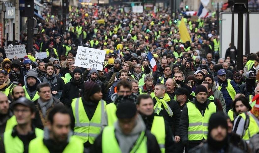 Avec la crise, verra ton une vague de soulèvements populaires?