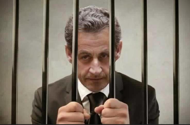 URGENT : 4 ans de prison dont 2 avec sursis ont été requis par le procureur envers NicolasSarkozy